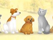 jeux gratuits pour s 39 amuser avec des chats et des chiens divertissements et jeux pour enfants. Black Bedroom Furniture Sets. Home Design Ideas