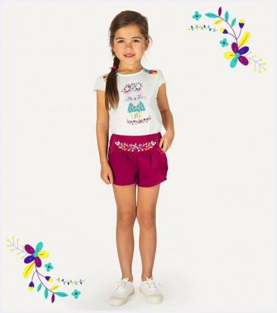 acheter en ligne b3566 bf176 Vêtements fille du 2 au 12 ans, mode enfant printemps été ...