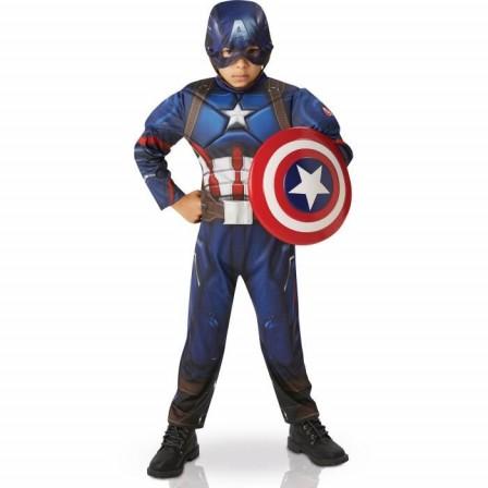 D guisement carnaval gar ons et filles jeux jouets - Captain america fille ...