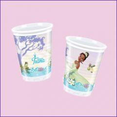 La Princesse Et La Grenouille Anniversaire Enfant Vaisselles Jetables Et Deco La Princesse Et La Grenouille Un Max D Idees