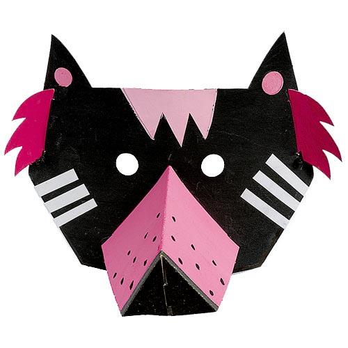 Coloriage masques coloriages gratuits et imprimer pour le - Masque loup a imprimer ...