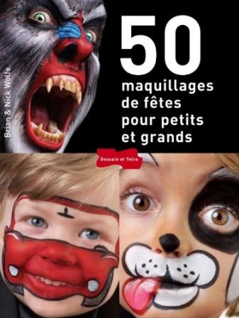 Pochoir maquillage enfant pochoirs pour maquiller fille ou gar on pour anniversaire carnaval - Maquillage loup facile ...