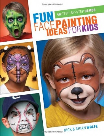 pochoir maquillage enfant  pochoirs pour maquiller fille ou garçon pour  anniversaire, carnaval et fêtes d\u0027enfants , des idées et de modèles de  maquillage
