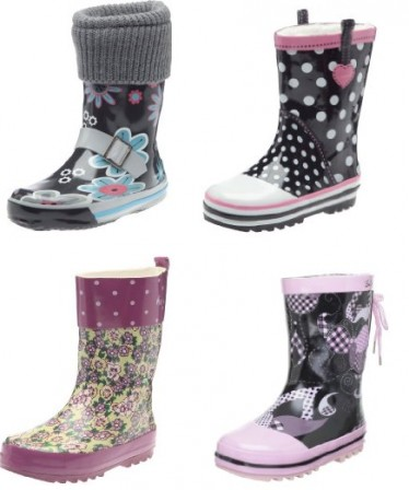 bottes de pluie enfant bottes en plastique et en caoutchouc avec chaussettes amovibles pour. Black Bedroom Furniture Sets. Home Design Ideas