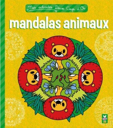 Mandala dessiner mandala colorier mandala animaux mandala facile colorier pour enfant - Mandala garcon ...