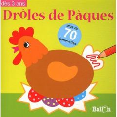 coloriage et gommettes de paques pour les petits edtions 2012 cadeau enfant paque activités pour maternelle paques.jpg