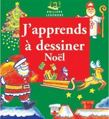 Apprendre A Dessiner Noel Et Les Personnages Avec Les Enfants