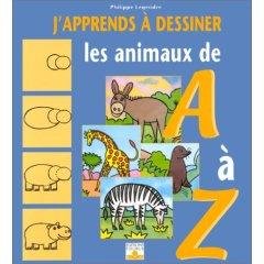Un Livre Pour Enfant Pour Apprendre A Dessiner Les Animaux