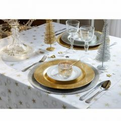 Deco de f tes id es deco pour table de noel ou nouvel an for Decoration reveillon nouvel an