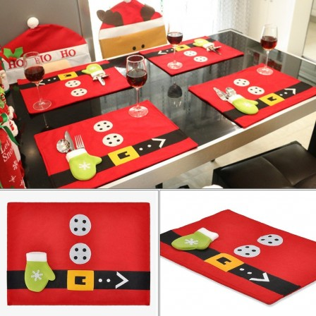 Les indispensables Set de table a personnaliser
