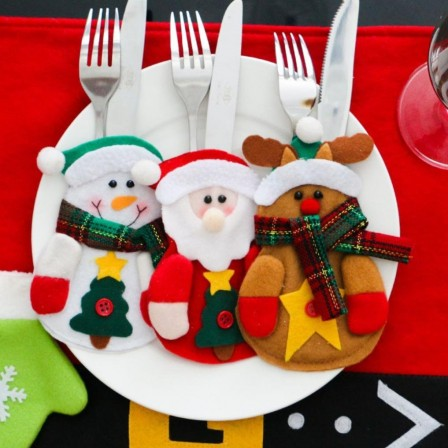 Deco de table de noel pas cher id e deco pour table noel - Decoration de la table de noel ...