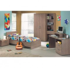 Nouveaut chambre coucher compl te pour enfant adolescent meubles et mobilier design et - Chambre junior garcon ...