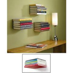 Etag re invisible pour ranger des livres dans une chambre for Accessoire deco chambre