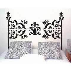 d coration chambre d 39 ado et stikers pour ado t te de lit. Black Bedroom Furniture Sets. Home Design Ideas