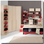 chambre ado fille le mobilier lit armoire commode chambre compl te pour adolescentes. Black Bedroom Furniture Sets. Home Design Ideas