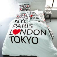 housse de couette douceur pour junior ou chambre d 39 ado des id es pour d corer la chambre d 39 un. Black Bedroom Furniture Sets. Home Design Ideas