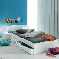 mot cl lit 2 places d corer. Black Bedroom Furniture Sets. Home Design Ideas