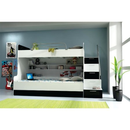 meuble et mobilier pour ado lit pour chambre d 39 ado. Black Bedroom Furniture Sets. Home Design Ideas