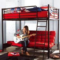 lit mezzanine pour adolescent en promotion meubles id es d co et accessoires pour transformer. Black Bedroom Furniture Sets. Home Design Ideas