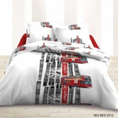 Housse De Couette Londres London Linge De Lit Londres