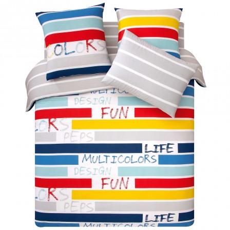 housse de couette ado fille pas cher parure et housse de couette pour jeune. Black Bedroom Furniture Sets. Home Design Ideas