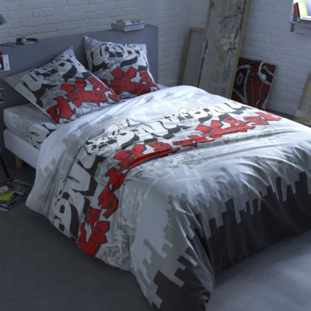 housse de couette 220 x 240 pas cher parure de couette 220 x 240 pas cher linge de lit. Black Bedroom Furniture Sets. Home Design Ideas