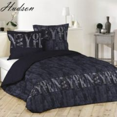 housse de couette new york usa us drapeau americain. Black Bedroom Furniture Sets. Home Design Ideas