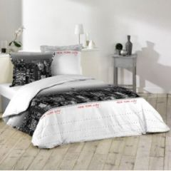linge ado housse de couette junior ado et jeunes adultes acheter parure. Black Bedroom Furniture Sets. Home Design Ideas