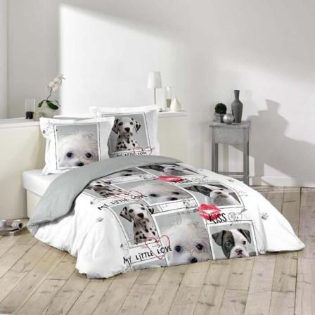douillette blanche with douillette blanche good housse. Black Bedroom Furniture Sets. Home Design Ideas