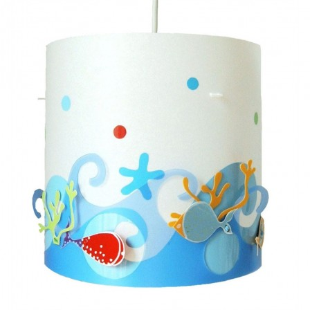 Luminaire lampe clairage suspension lustre for Suspension chambre d enfant