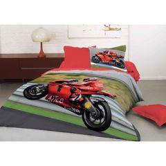 linge de lit moto Mot clé   moto   Décorer linge de lit moto
