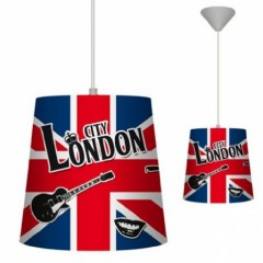 Mot cl london d corer for Decoration angleterre pour chambre