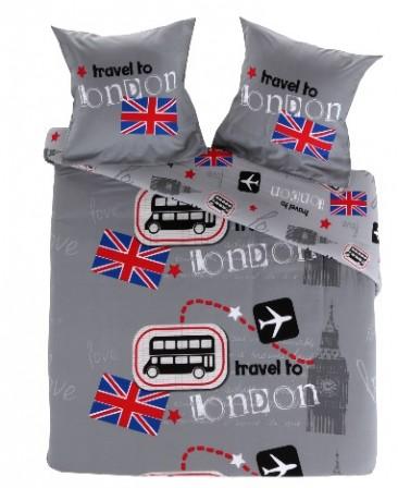 Housse de couette londres london linge de lit londres - Ou acheter housse de couette ...