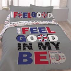deco london parure housse london i feel good in my bed message imprimé housse deco anglaise originale parure housse et taie pas cher tendance etudiant ado.jpg