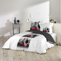 housse de couette 220 x 240 pas cher housse de couette 2 personnes pas cher housse de couette. Black Bedroom Furniture Sets. Home Design Ideas
