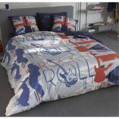 housse de couette london rock nouvelle collection lit 1 personne lit 2 personnes 140 x 200, 200 x 200, 220 x 240, rouge, bleu, blan couette tendance ado.jpg