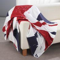 jeté de canapé peut s'accrocher au mur deco anglaise nouveauté