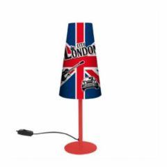 Id es d co british pour chambre d 39 ado d corer une for Lampe de chevet anglais