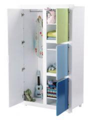 Meubles et mobilier chambre enfant ou junior armoire rangement tendance pou - Armoire enfant garcon ...