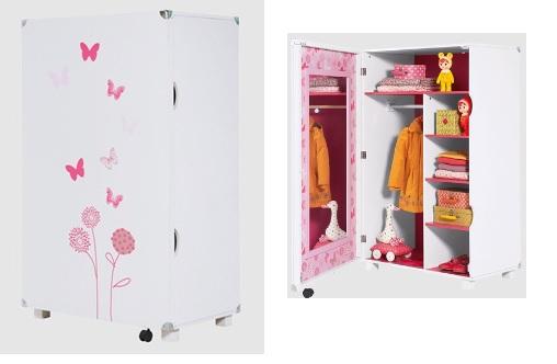 meubles et mobilier chambre enfant ou junior armoire rangement tendance pour chambre de jeune. Black Bedroom Furniture Sets. Home Design Ideas
