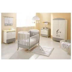 Chambre b b meuble blanc id es de d coration et de for Acheter chambre complete
