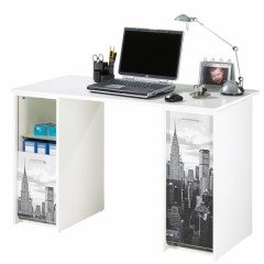 Bureau enfant ado adultes bureau et mobilier pour for Decoration bureau new york