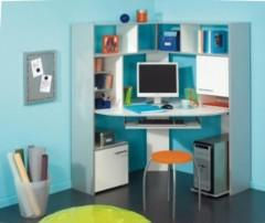 bureau pour ado poste informatique et espace de travail pour adolescent d coration et. Black Bedroom Furniture Sets. Home Design Ideas
