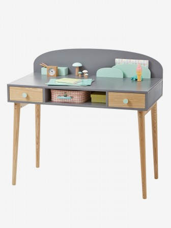bureau enfant am nager un espace de travail dans la. Black Bedroom Furniture Sets. Home Design Ideas