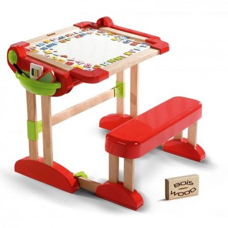 Bureau enfant table enfant table de jeu enfant espace for Bureau jeune fille