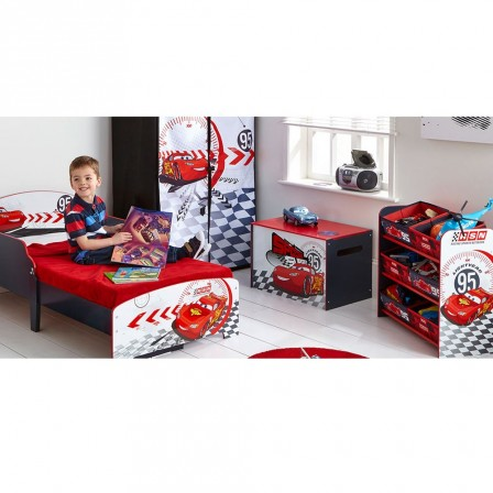 deco chambre enfant cars pas cher meuble cars flash mc. Black Bedroom Furniture Sets. Home Design Ideas