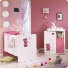 Soldes chambre b b acheter des meubles pour la chambre - Decoration chambre bebe fille pas cher ...