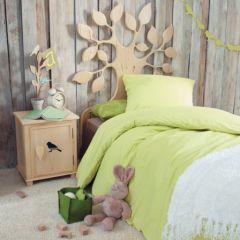 tête de lit en bois nature forme d'arbre lit pour enfant deco chambre et lit tete de lit pour enfant en 90 cm