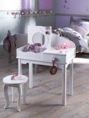 Meubler une chambre astuces ides pour meuble tv for Meuble coiffeuse fille