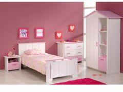 Decoration et mobilier chambre de fille baldaquin lit - Meuble chambre fille ...